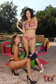Jelena Jensen and Sensual Jane Big Boob Double Trouble 05