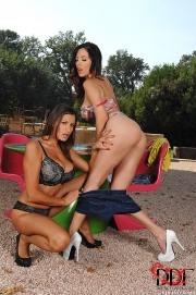 Jelena Jensen and Sensual Jane Big Boob Double Trouble 06