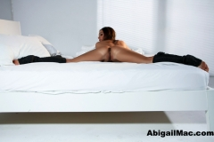 Abigail-Mac-Big-Tits-and-spread-Legs-on-White-Sheets-002