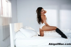 Abigail-Mac-Big-Tits-and-spread-Legs-on-White-Sheets-010