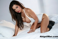 Abigail-Mac-Big-Tits-and-spread-Legs-on-White-Sheets-014