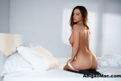 Abigail-Mac-Big-Tits-and-spread-Legs-on-White-Sheets-015