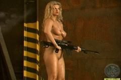ActionGirls Amy Easton Shooting Scene 16