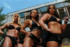 ActionGirls Athletes Workout in Black 01
