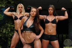 ActionGirls Athletes Workout in Black 06