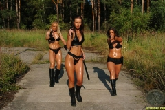 ActionGirls Athletes Workout in Black 09