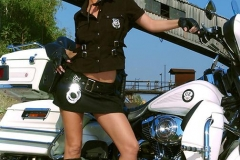 ActionGirls Big Tits Cops 01