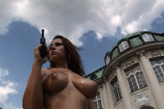 ActionGirls Erica Campbell Securing a Country Estate 09