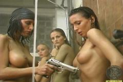 ActionGirls Four Girls Shower Scene 25
