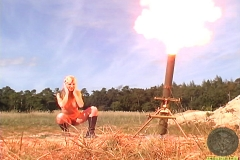 ActionGirls Martin Fox Loads Mortar 08