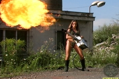 ActionGirls Martina Fox Shooting 04