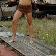 ActionGirls Nancy Lane Combat Boobs 09