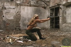 ActionGirls Silvie Thomas Shooting 10