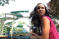 ActionGirls Susana Spears Scary Theme Park 04