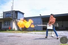 ActionGirls Veronica Zemanova Big Boobs and a Flamethrower 11