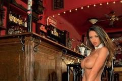 ActionGirls Veronica Zemanova Big Tits in a Bar 05