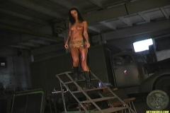 ActionGirls Zabrina Aamir Naked Preparations 10