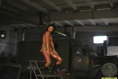 ActionGirls Zabrina Aamir Naked Preparations 11