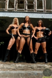 ActionGirls Athletes Workout in Black 14