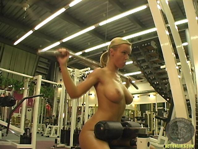ActionGirls Nancy Lane Workout 06