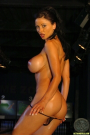 ActionGirls Veronica Zemanova Big Tits Bowling 11