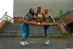 ActionGirls Athletes Get Training 07