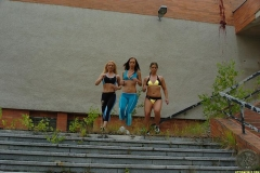 ActionGirls Athletes Get Training 08