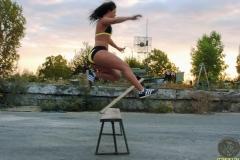 ActionGirls Athletes Get Training 14