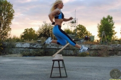 ActionGirls Athletes Get Training 15
