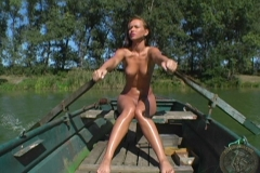 ActionGirls Susana Spears Naked Rowing 01