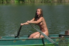 ActionGirls Susana Spears Naked Rowing 05