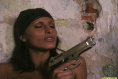 ActionGirls Veronica Zemanova Topless Bad Cop 13