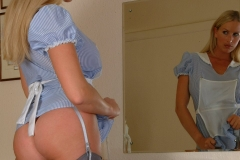 Adele Stephens Big Boobs Busty Nurse in Uniform 005