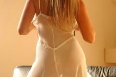 Adele Stephens Big Tits Seethrough Dress 12