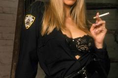 Adele Stephens Big Tits Sexy Policewoman 001