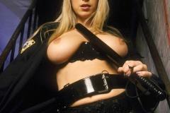 Adele Stephens Big Tits Sexy Policewoman 004