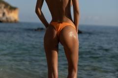 Alina-Big-Tits-in-Orange-Bikini-for-Photodromm-004