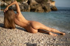 Alina-Big-Tits-in-Orange-Bikini-for-Photodromm-007