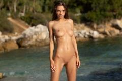 Alina-Big-Tits-in-Orange-Bikini-for-Photodromm-009