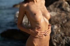 Alina-Big-Tits-in-Orange-Bikini-for-Photodromm-010