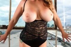 Alison Tyler Big Boobs and Black Lingerie 010