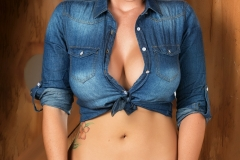 Alison Tyler Big Breasts in denim shirt 03