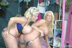 Alura Jenson and Claudia Marie Huge Boob Double Team 012