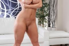 Alura Jenson Big Tits in Black Bra 008