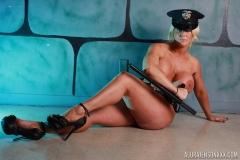 Alura Jenson is Naked Big Tit Police Lady 006