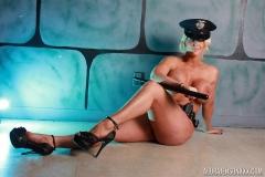 Alura Jenson is Naked Big Tit Police Lady 008