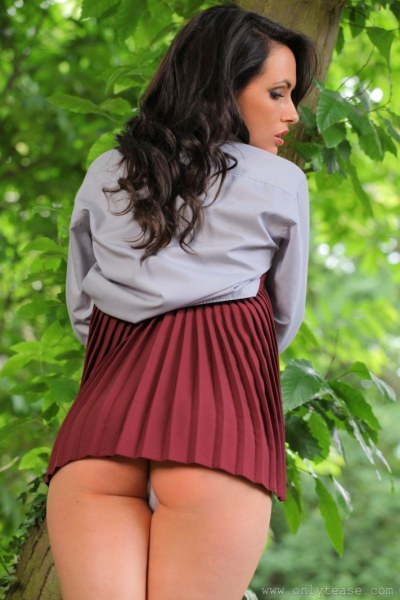 Anastasia-Strips-out-of-uniform-and-shows-big-tits-for-OnlyTease-022