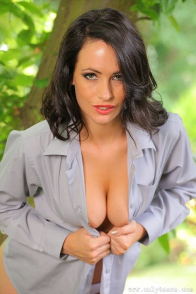 Anastasia-Strips-out-of-uniform-and-shows-big-tits-for-OnlyTease-024
