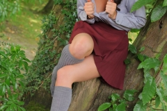 Anastasia-Strips-out-of-uniform-and-shows-big-tits-for-OnlyTease-019