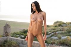Anastasya-Big-Tits-in-Little-Black-Dress-for-Photodromm-011
